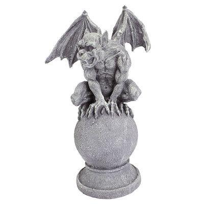 Design Toscano Malicay the Malicious Gargoyle Statue in 2018