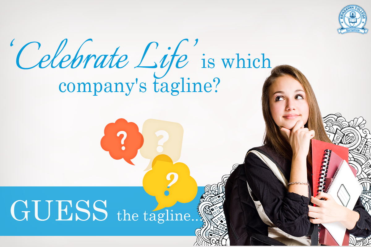 Guess The Company Using Tagline Celebrate Life Celebration Of Life Life Celebrities