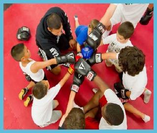 TITLE Boxing Club Kid's Summer Program   Macaroni Kid   2014