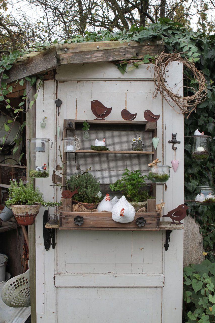 16 Besten Gartendeko Im Winter Bilder Auf Pinterest Garten Dekoration Diy Garten Dekoration D Vintage Gartendekoration Gartendekor Gartengestaltung Ideen