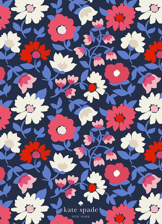Pretty And Preppy Kate Spade Wallpaper Iphone Wallpaper Vera