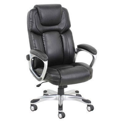 Barcalounger High-Back Executive Chair with Arms