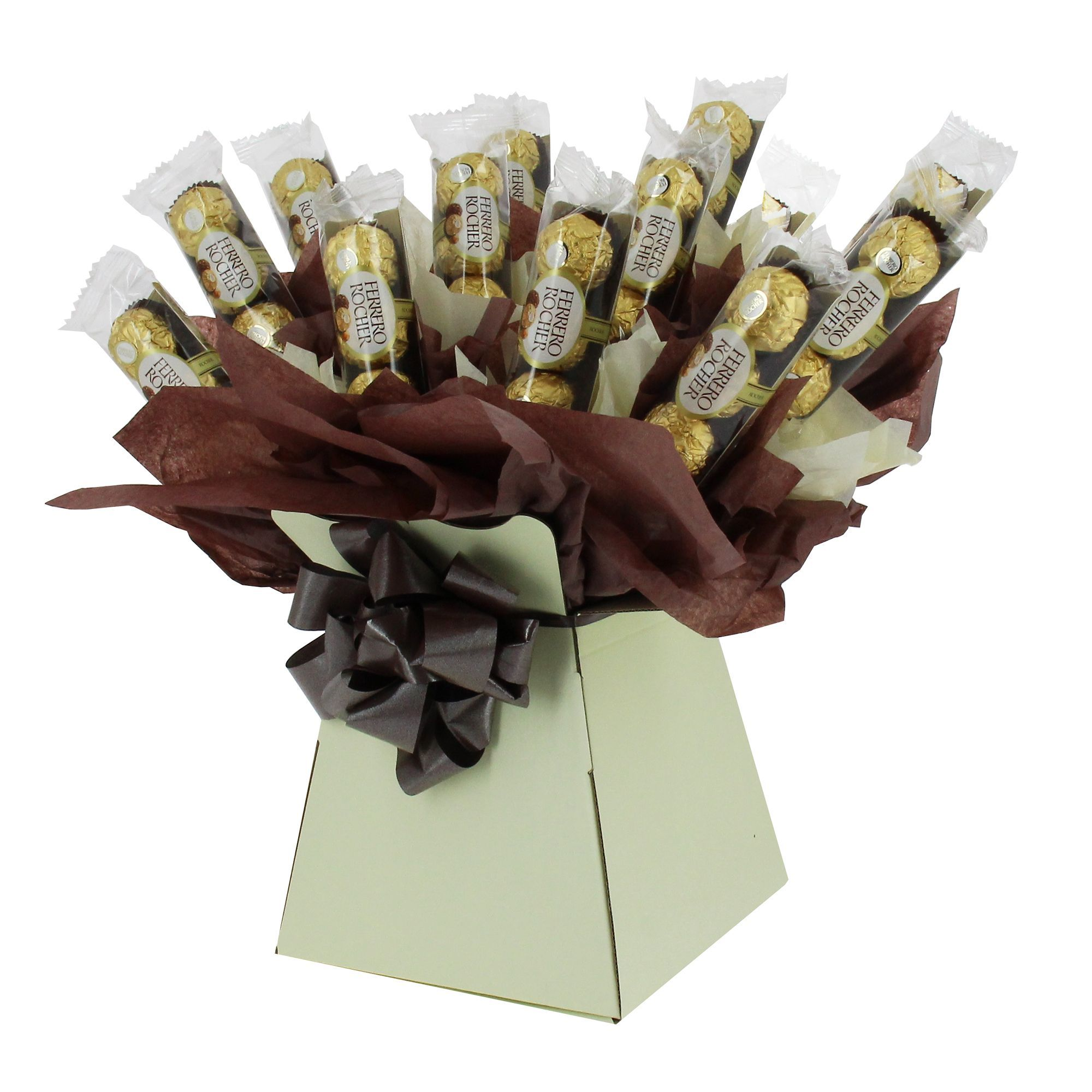 Treat your girlfriend to this romantic ferrero rocher bouquet on treat your girlfriend to this romantic ferrero rocher bouquet on valentines day available at sortedgifts negle Choice Image