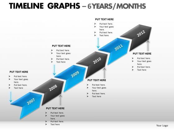 PowerPoint Designs Chart Timeline Graphs Ppt Backgrounds Crm - marketing presentation