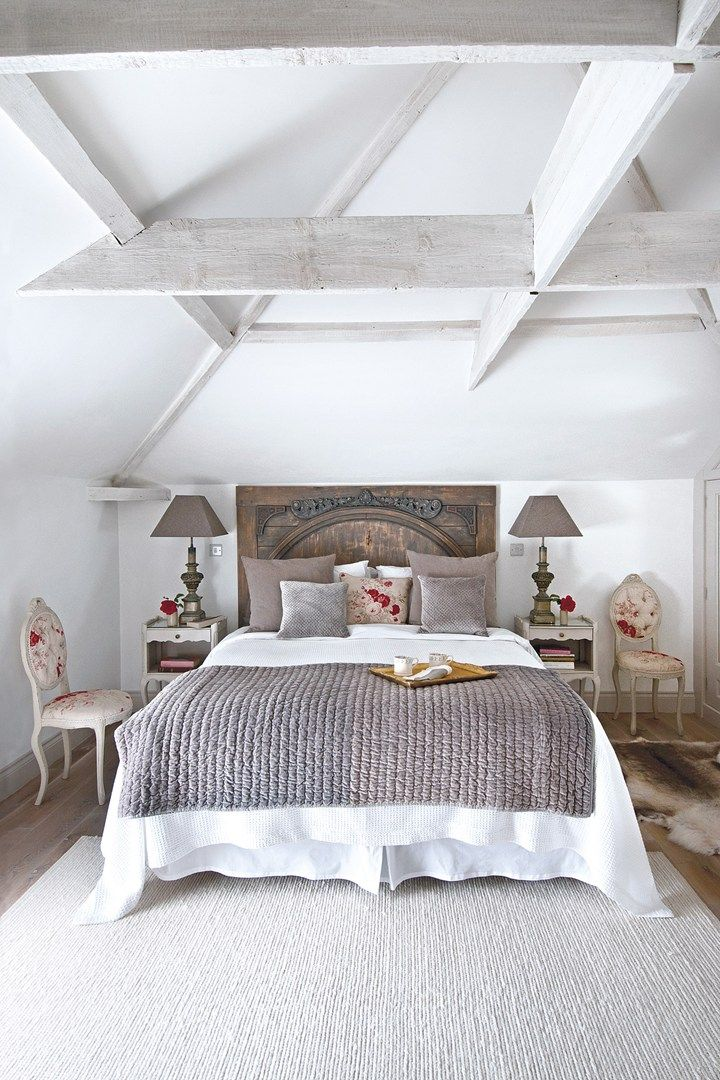 45 Of The Best Holiday Cottages In The Uk Cottage House Interior Cottage Interior Neutral Bedroom Decor Cottage bedroom ideas uk