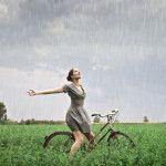Un luglio così piovoso mancava da 82 anni