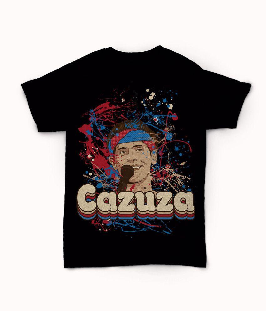 Camisa Cazuza a venda na Moshpit www.moshpit.com.br