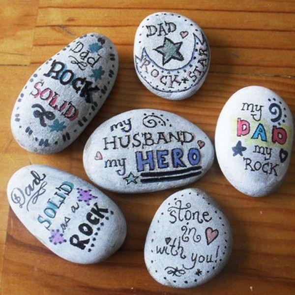 Lavori Creativi Con Sassi Foto 640 Tempo Libero Stones