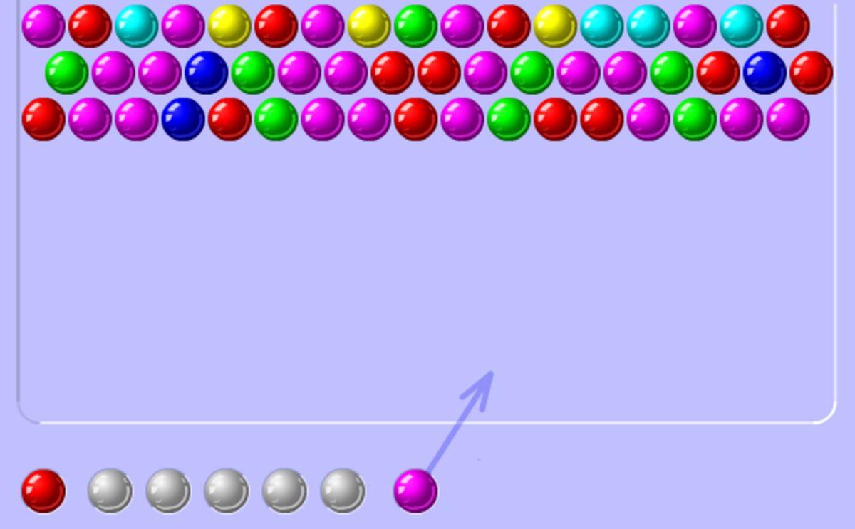 Coole Spiele Bubble