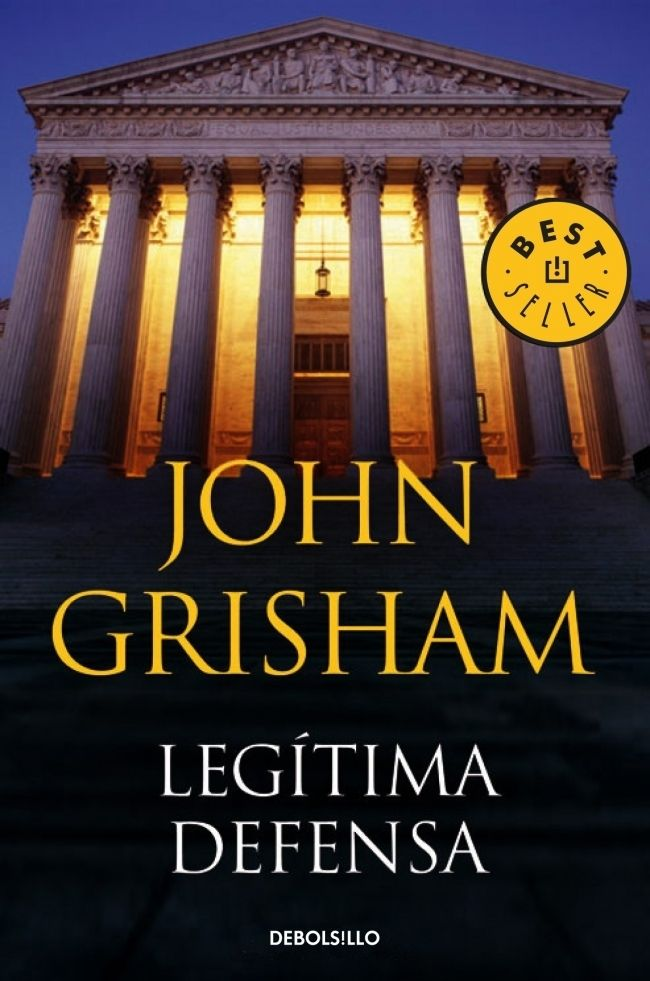 #legitimadefensa #johngrisham