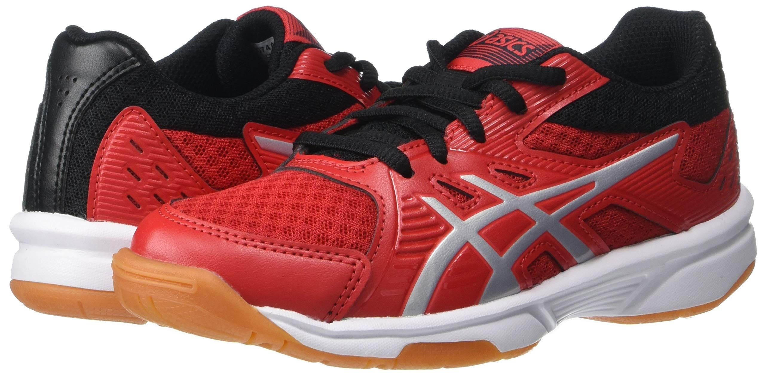 Asics Kid S Upcourt 3 Gs Volleyball Shoes Ad Upcourt Kid Asics Shoes In 2020 Volleyball Shoes Shoes Asics