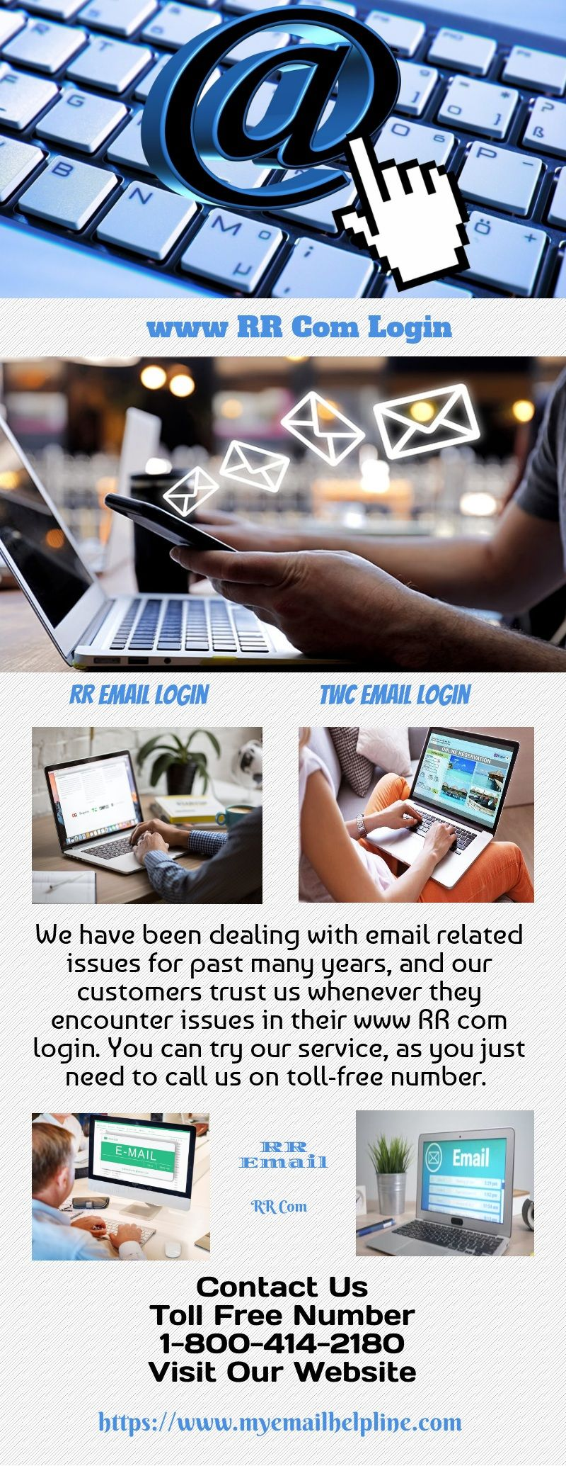 We have been dealing with email related issues for past many