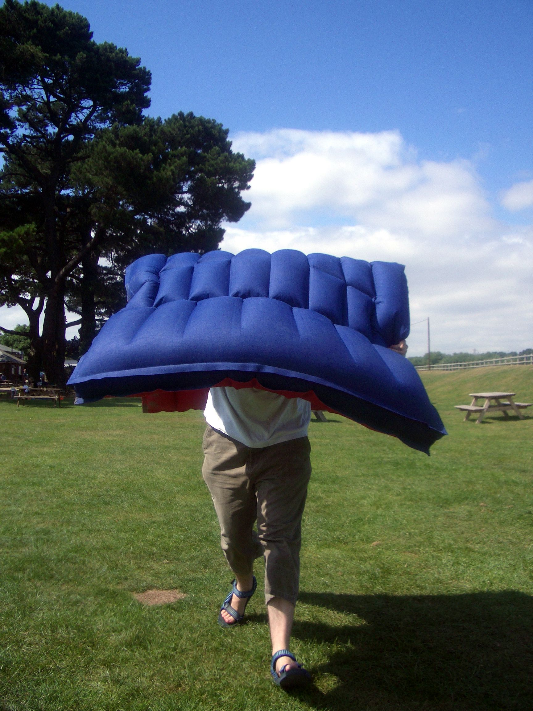 Locate a Leak in an Air Mattress Air mattress, Air