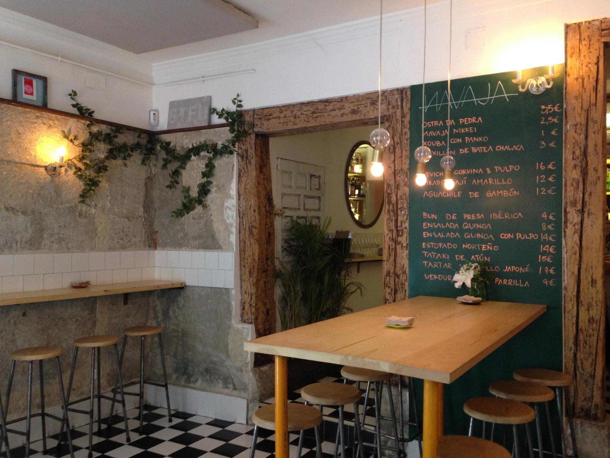 Restaurante Navaja Restaurantes Y Secretos De Madrid
