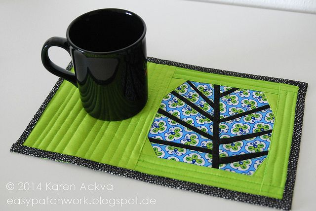 using the 5 inch PP template on Craftsy