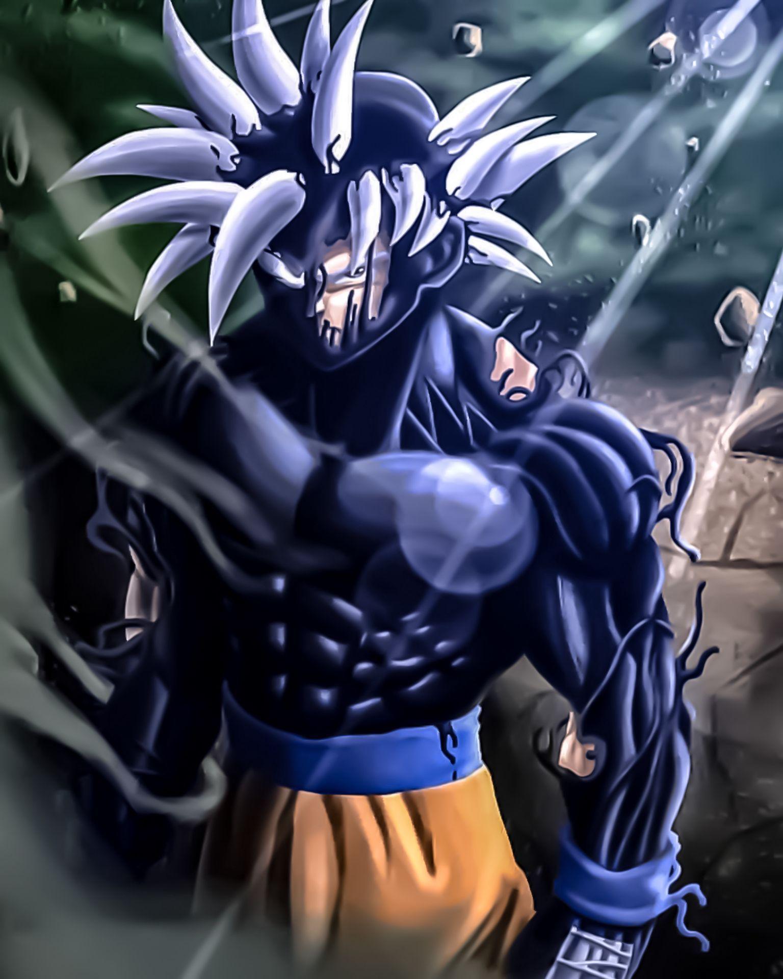 Son Goku End Of The World Dragon Ball Super Manga Dragon Ball Super Goku Dragon Ball