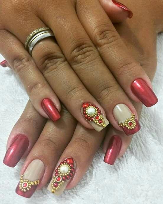 Pin by Michelle Cristina on Unhas Michelle | Pinterest | Manicure ...
