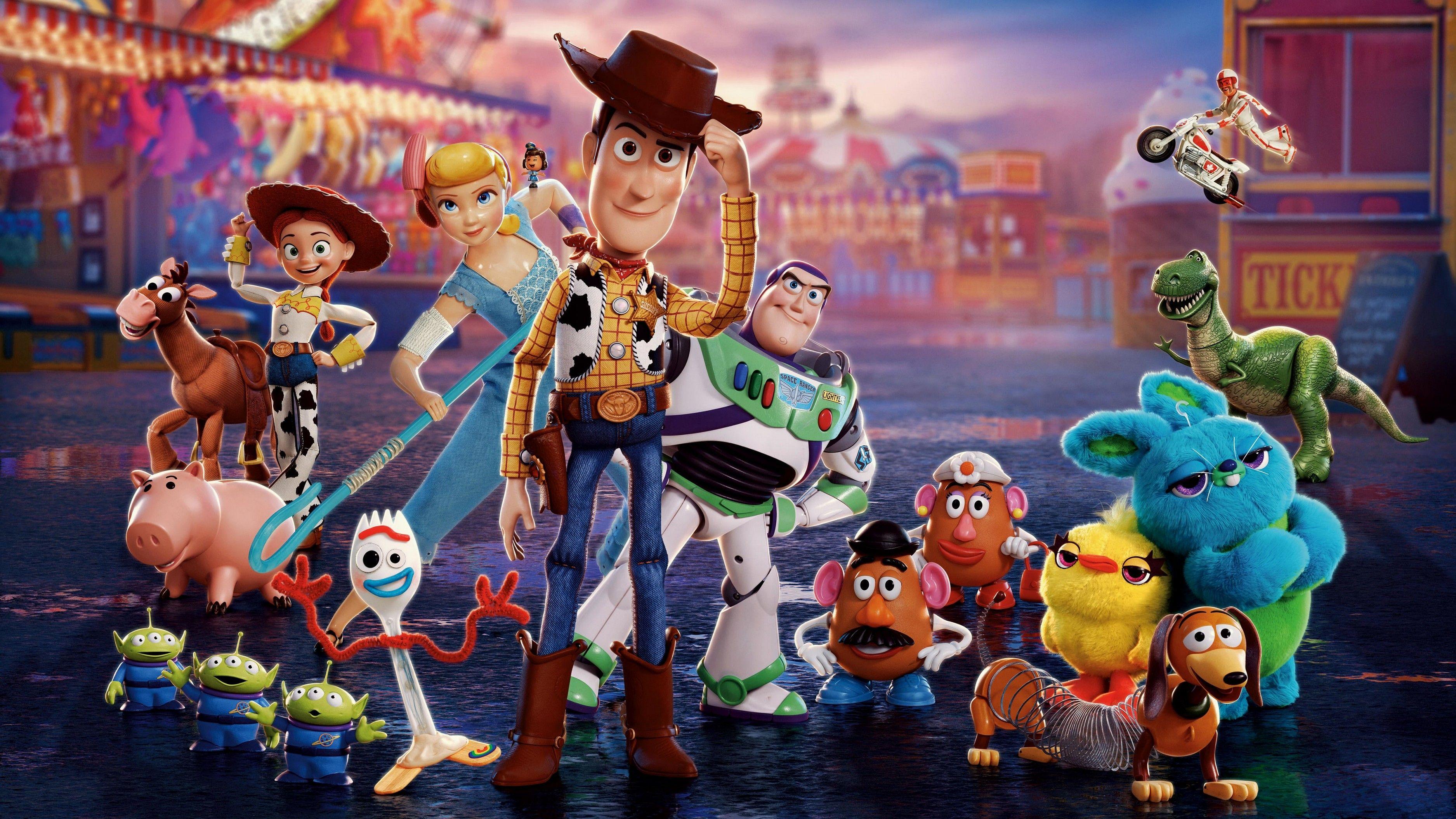 La Toy Story 4 Pelicula Completa En Espanol Latino Descargar Pelicula Toy Story Peliculas De Disney Cumple Toy Story