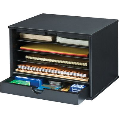 Victor Technology Desktop Organizer & Reviews | Wayfair