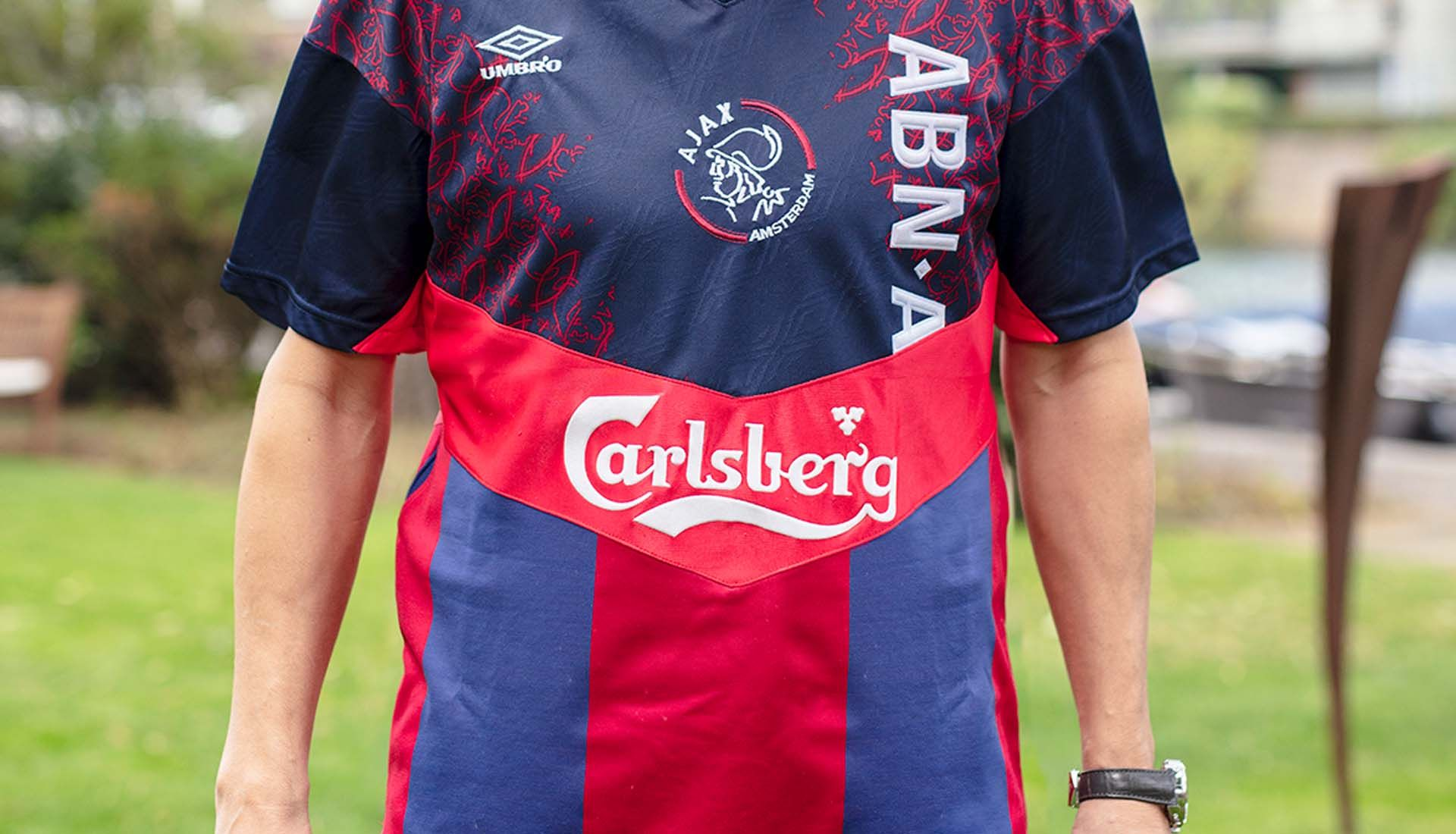 9e012ea92 Jari Litmanen Receives Career Mash-Up Shirt - SoccerBible