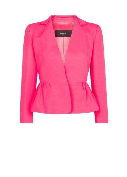 últimos diseños diversificados diseño distintivo Código promocional Peplum blazer - Women   My Style   Peplum blazer, Peplum ...