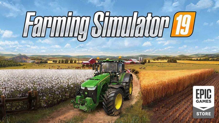 Corre! Farming Simulator 19 está de graça na Epic Games