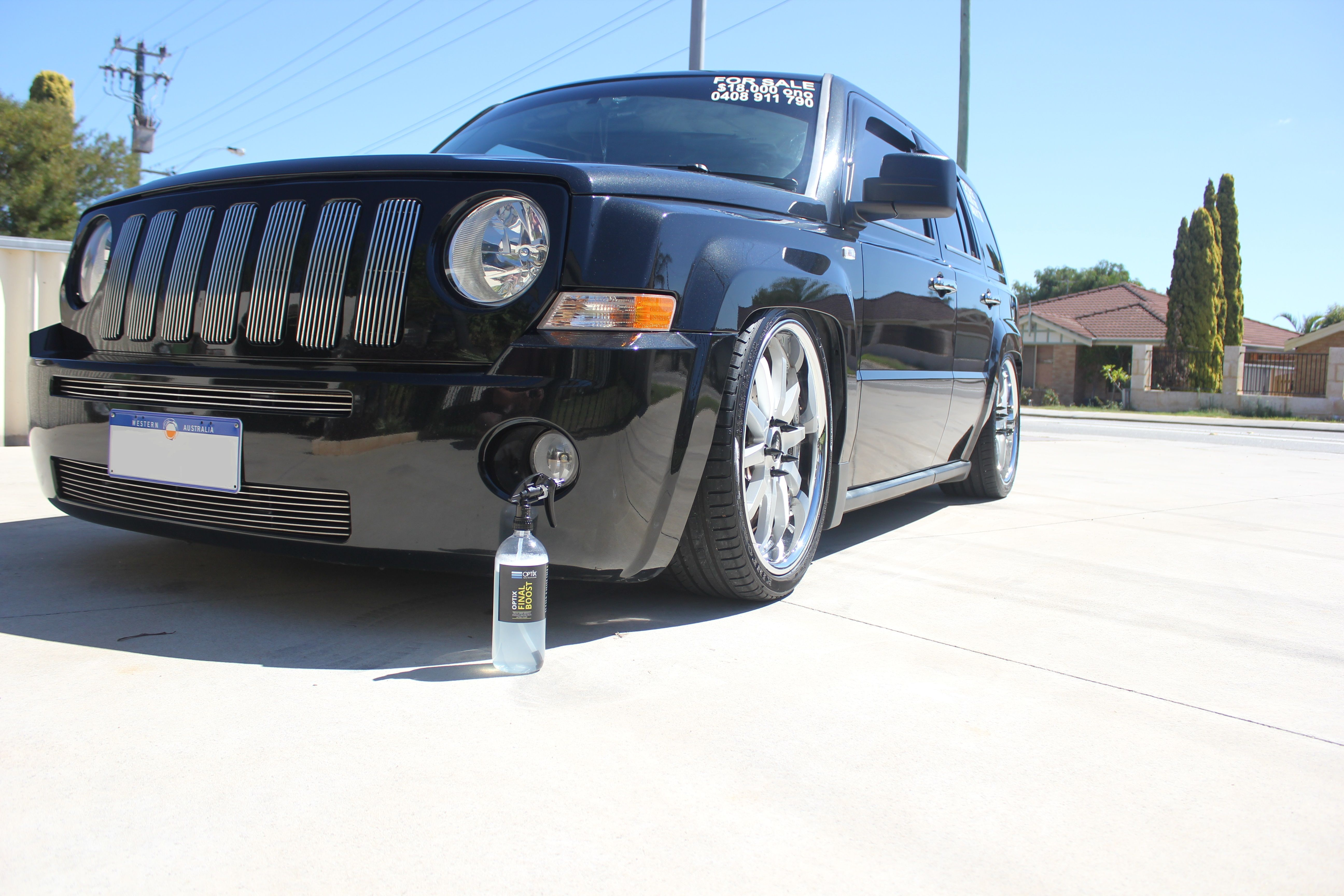 Bagged Vip Jeep Patriot Jeep Patriot Jeep Bags