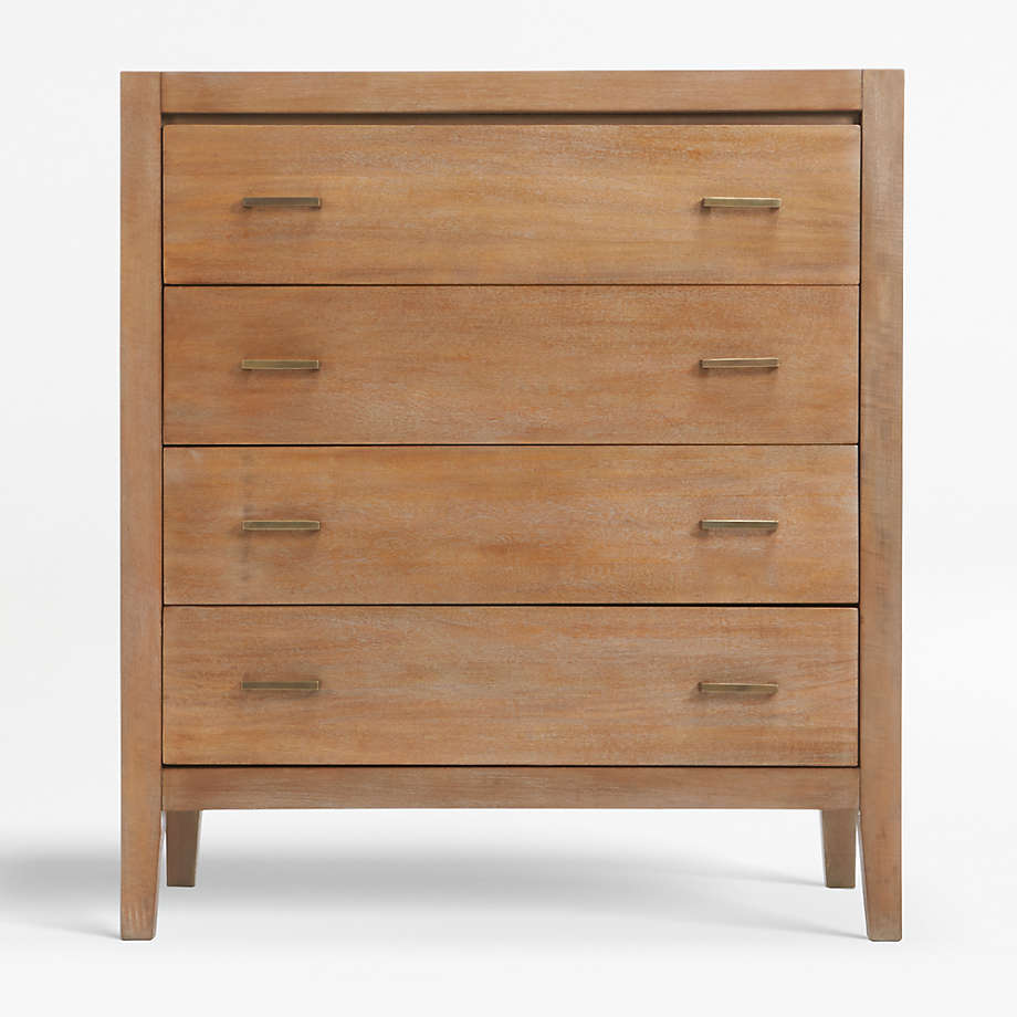 Dawson Grey Wash 4 Drawer Chest Reviews Crate And Barrel Crate And Barrel Natural Wood Dresser Tall Dresser Decor [ 920 x 920 Pixel ]