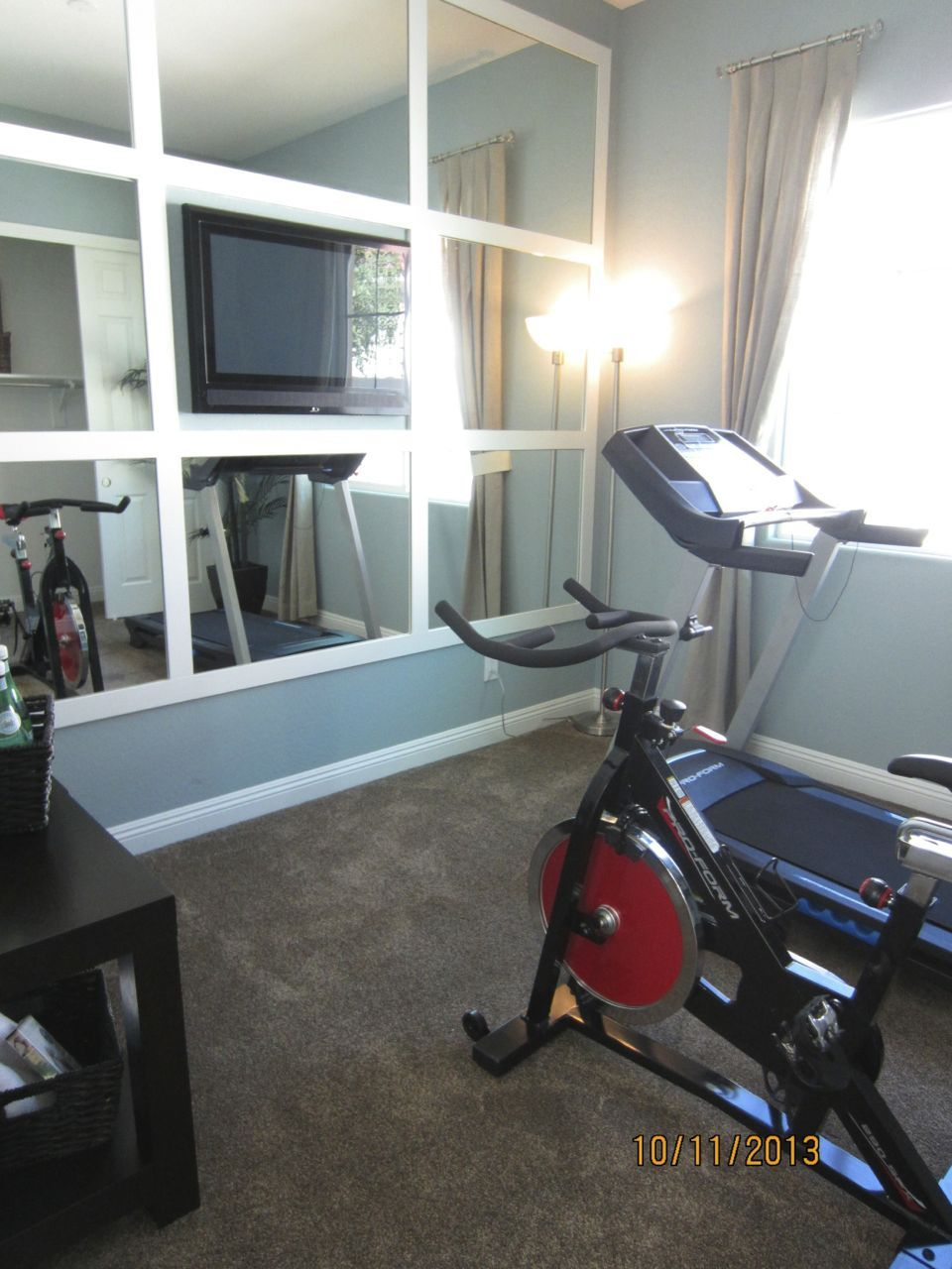 exercise room decorating ideas pinterest