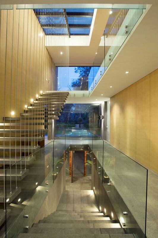 Casa V  in México City by Serrano Monjaraz Arquitectos