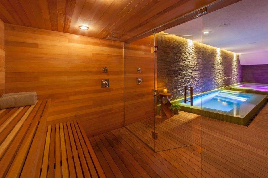 The Best Room Sauna In The World Doors
