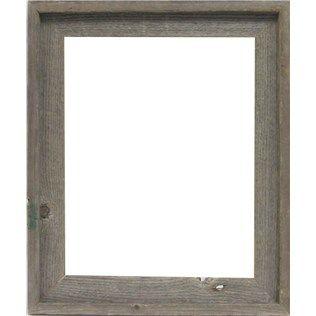 11 X 14 Barn Wood Open Frame Shop Hobby Lobby Barn Wood Frames Barn Wood Rustic Frames