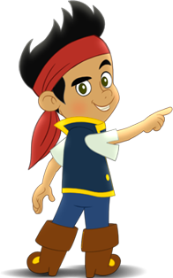 Jake And The Neverland Pirates By Isabelle De Beukelaer Avec