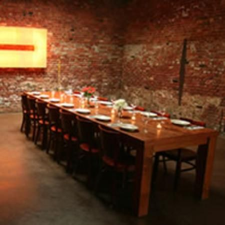 Frankies Spuntino S Offers A Private Dining Area For Birthday