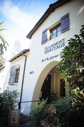 The Garner House In Claremont Ca Beautiful Venue Photo From Lauren Greg