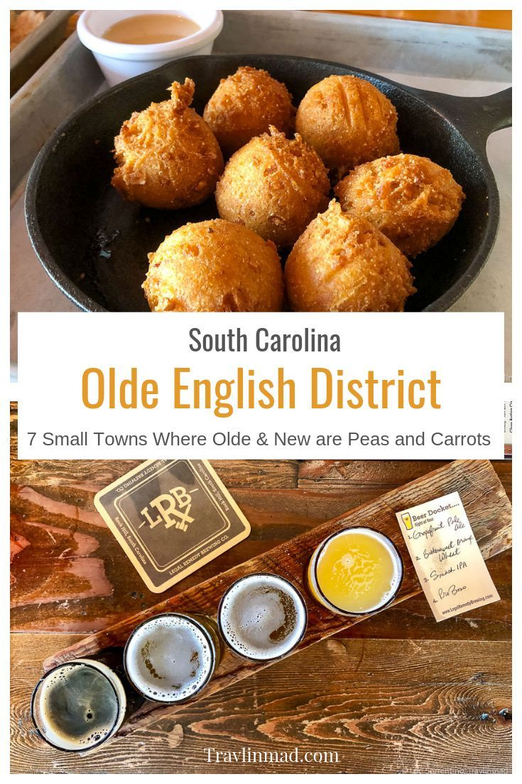 Old English Charm: Beyond The Charm (and Sweet Tea): Surprising Finds In The