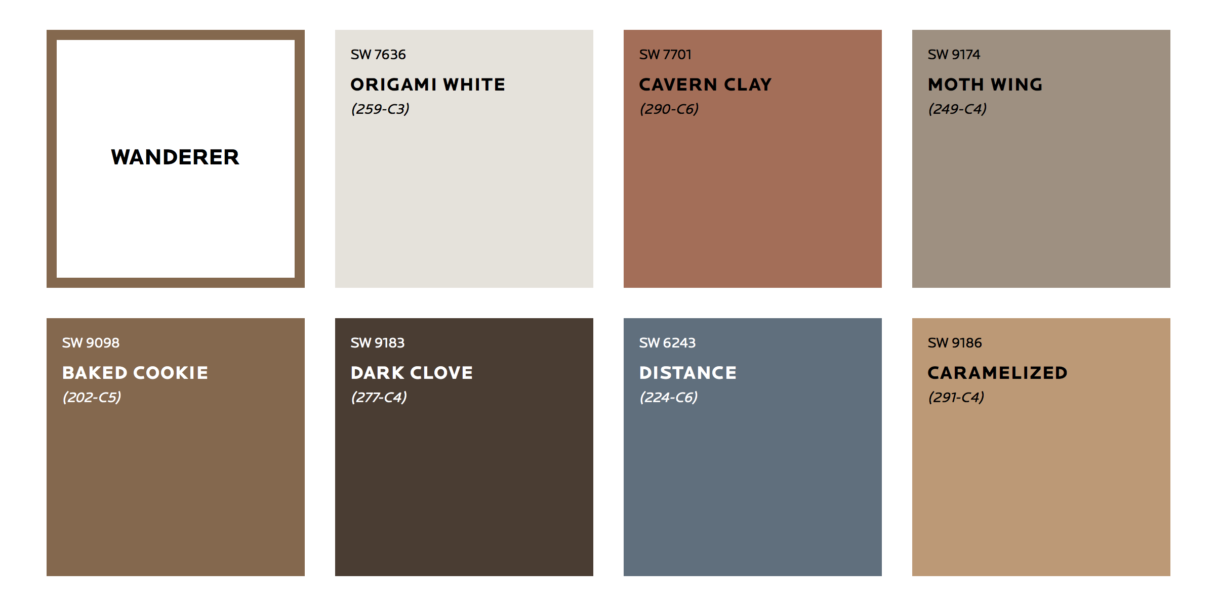 sherwin williams 2019 color of the year cavern clay you 39 ll love it or hate it. Black Bedroom Furniture Sets. Home Design Ideas