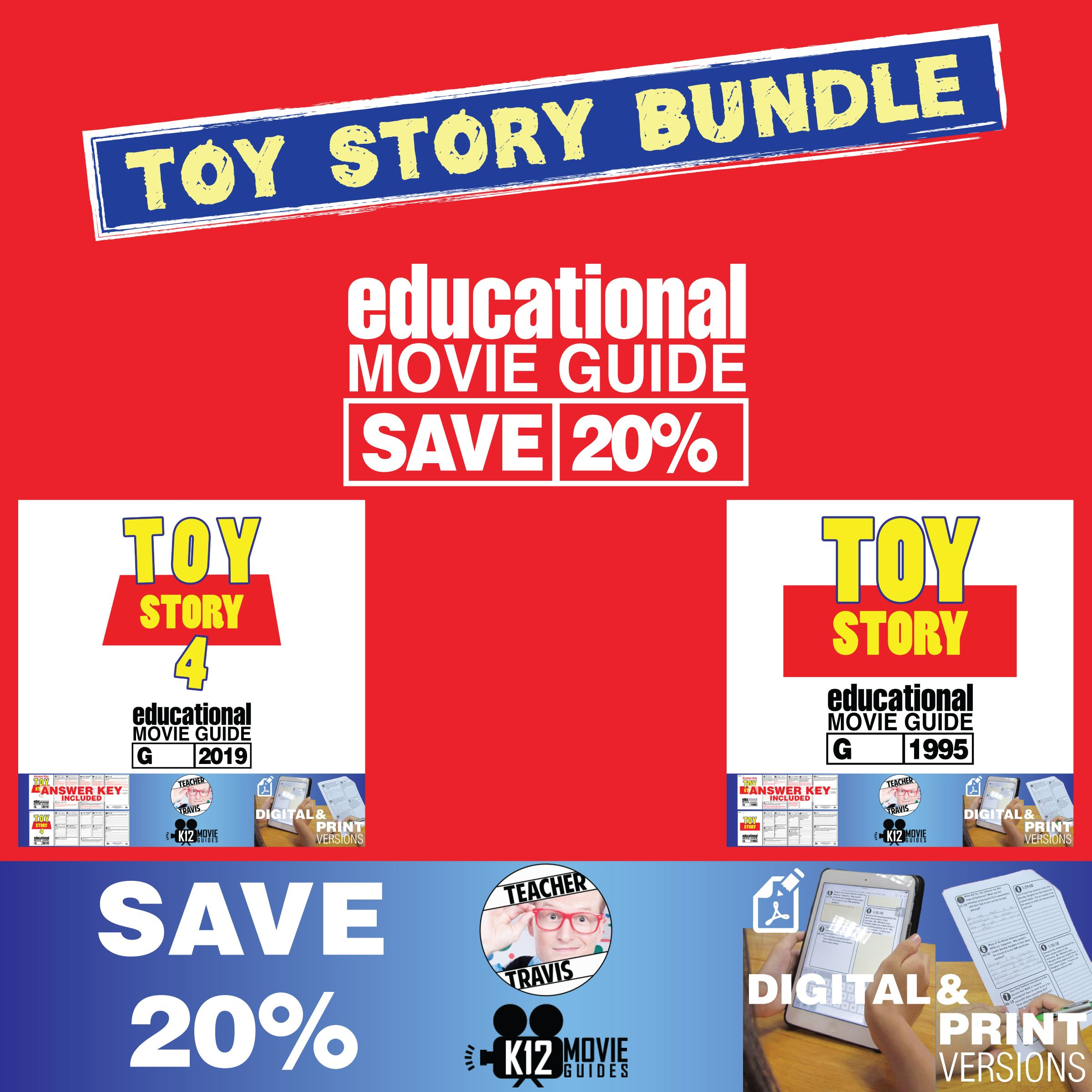 Toy Story Movie Guide