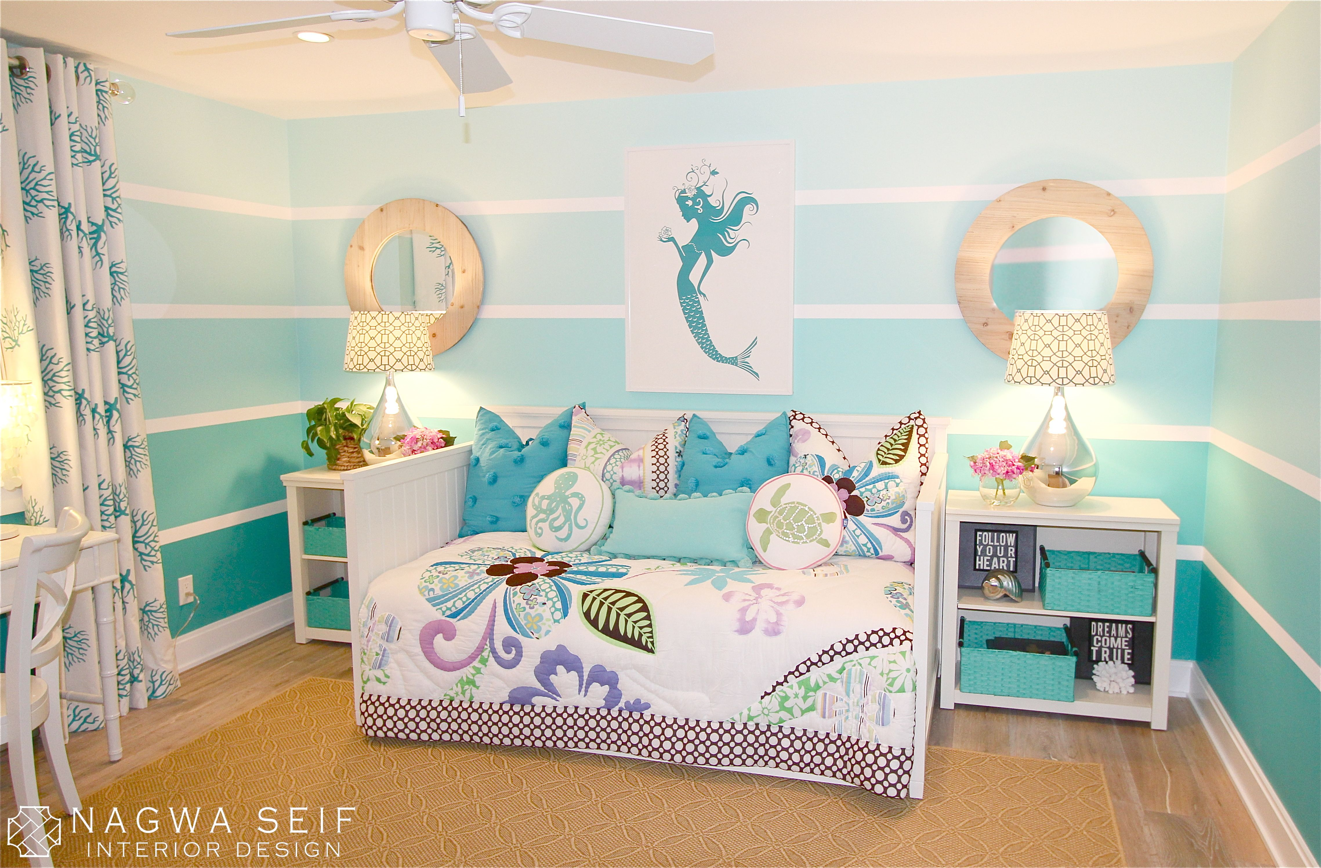 Exceptional 21 Lovely Beach Style Kids Bedroom Design