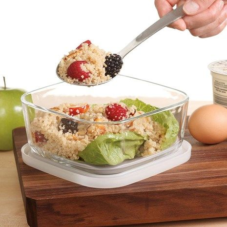 Cut Out Processed Foods And Clean Up Your Desk Lunch Routine With These Delicious Packable