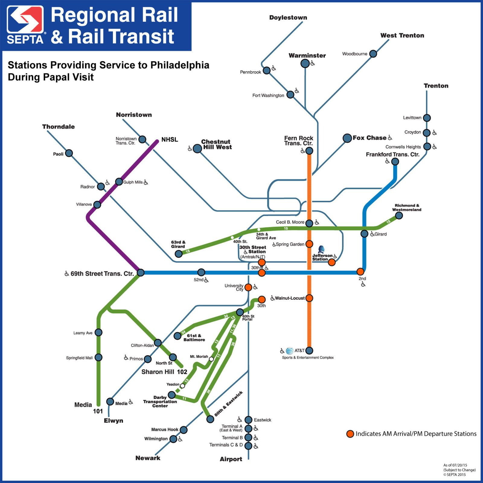 Norristown high speed line maps philadelphia pinterest high speed publicscrutiny