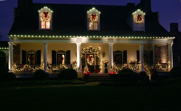 Christmas Lighting Outdoor Christmas Lights Porch Christmas Lights Christmas House Lights