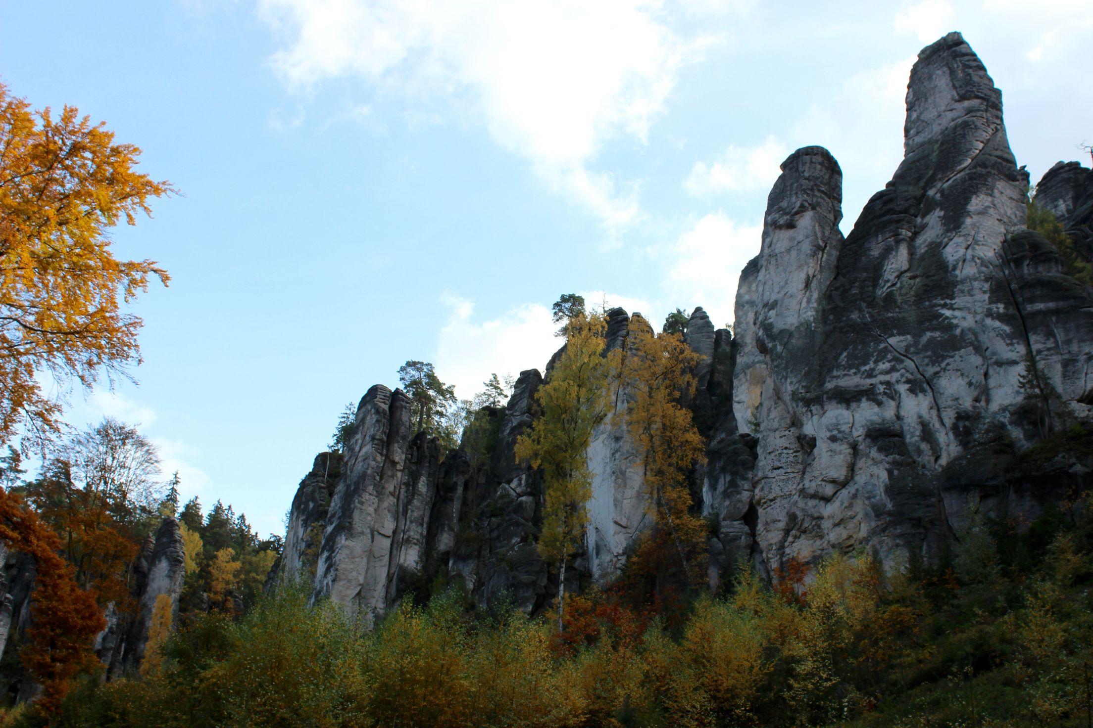 Prachovske Skaly 506 01 Zamosti Blata Czech Republic Prachovske Rocks Follow Also Www Facebook Com Voteltravels Natural Landmarks Landmarks Czech Republic