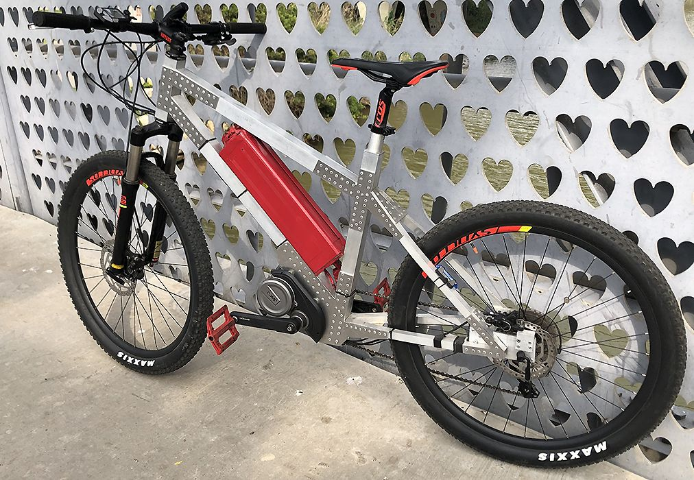 When Developing The Frame Of Avial E Bike We Decided To Go Back