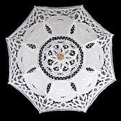 Lace Wedding/Masquerade Bridal Parasols Umbre... – USD $ 19.59