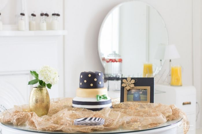 Beautiful cake table