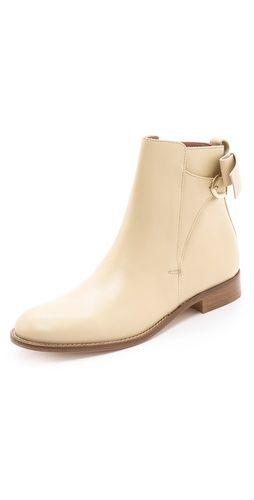 e20f51e6f00b Pretty cream colored booties