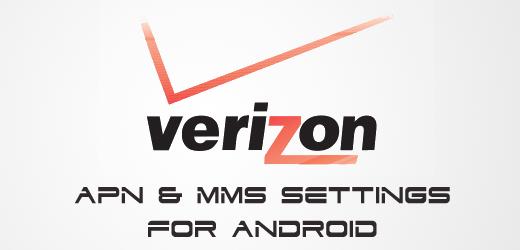 Pin on Verizon Wireless APN Settings