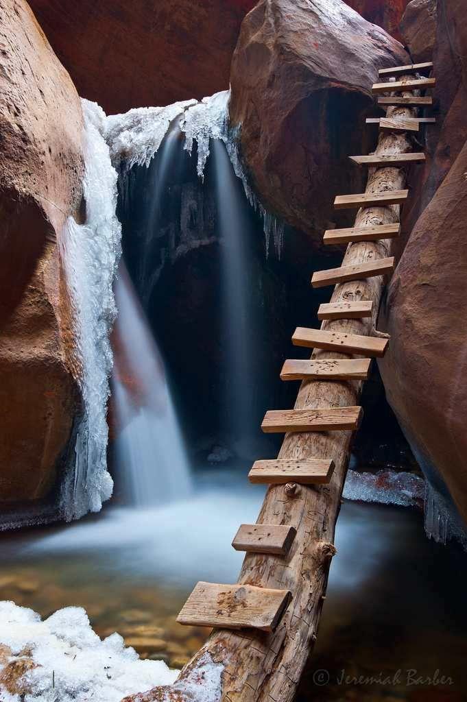 Kanarra Creek, Zion National Park - Jeremiah Barber Photography