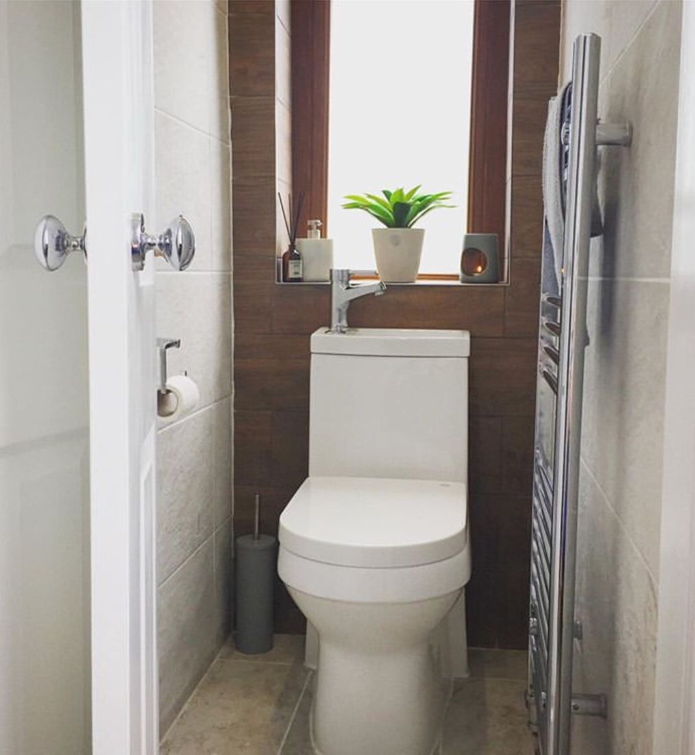 If You Have A Small Bathroom Here Are Some Easy Space Saving